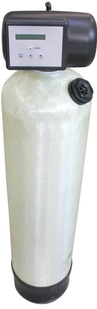 Wasserfilter pH-Anhebung Entsäuerung