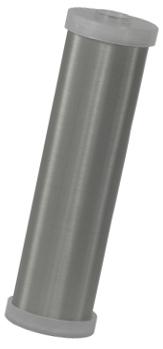 Basket Steel Korbfilterpatrone aus Edelstahl 80 µm