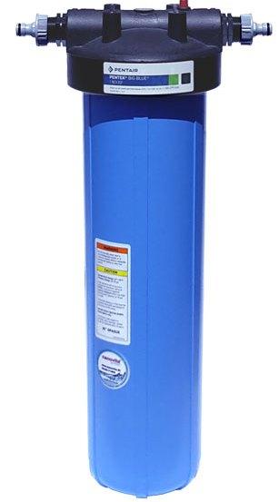 Eisenfilter Big Blue Iron Man für Haus und Brunnen