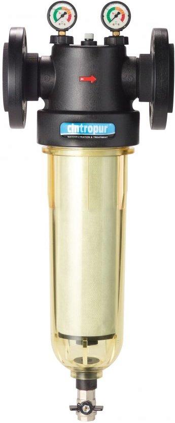Cintropur Gewerbe-Wasserfilter NW 500 650 800 für Industrie, Mehrfamilienhäuser, Hotel