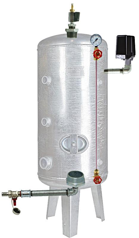 trinkwasser-druckkessel