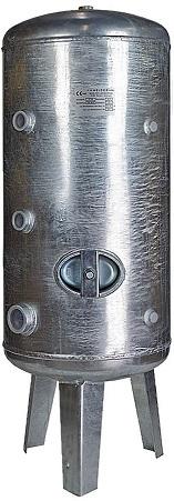 Druckkessel für Hauswasserversorgung