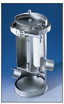 Ecocart EKF-E Mehrplatzfilter Wasserfilter Gewerbe 509 520 530 540