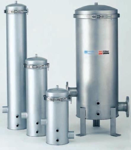Eaton Ecocart Wasseraufbereitung Mehrplatzfiltergehäuse