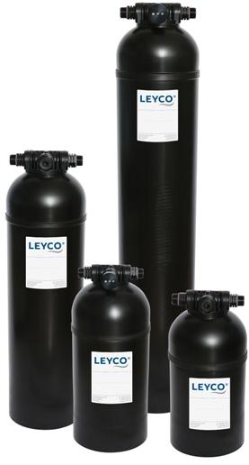 Vollentsalzung Kunststoffgehäuse mit Mischbettharz für gewerbliche Vollentsalzung