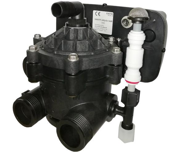 Erie Eisenfilter ProFlow Oxidizer Steuerkopf mit Lufteinzugsventil