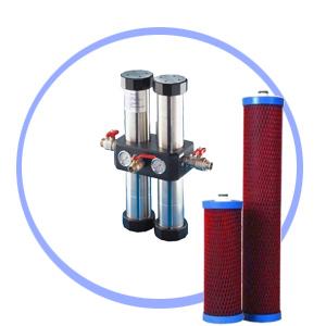 Carbonit Quadro Filterpatronen Filterkartuschen