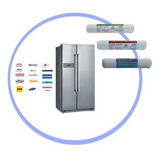 Inline-Wasser-Filterpatronen für Side-By-Side Kühlschränke, Kühlschrankfilter