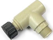 Anschluss-Adapter für Leitwertmessgerät LFM D