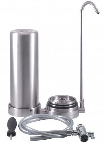 Auftischwasserfilter Mercuro als Twin-Variante