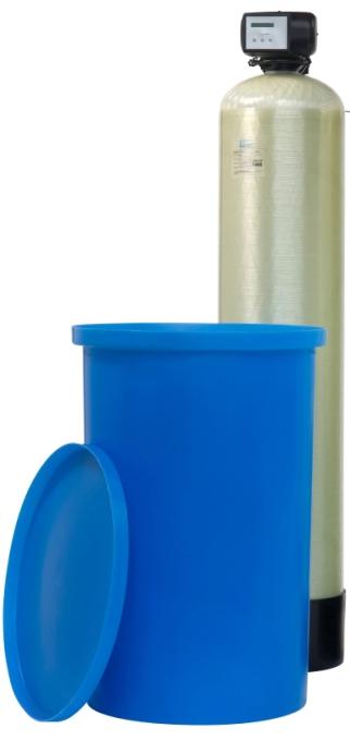 Nitratfilter zur Entfernung von Nitrat aus Brunnenwasser
