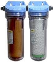 Untertisch-Wasserfilter IonKalk Dual zur Entkalkung und Wasserfiltration