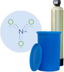 Nitratanlage NO-Nitrate von Erie, Nitratentfernung