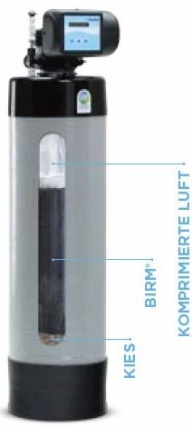 Eisenfilter Oxydizer maxima
