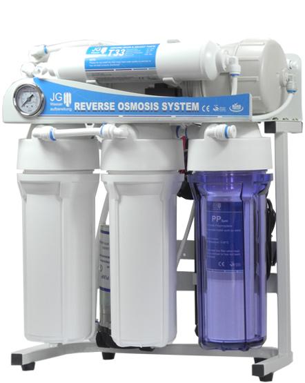 Umkehrosmose GPD 800 JG Commercial Direct Flow