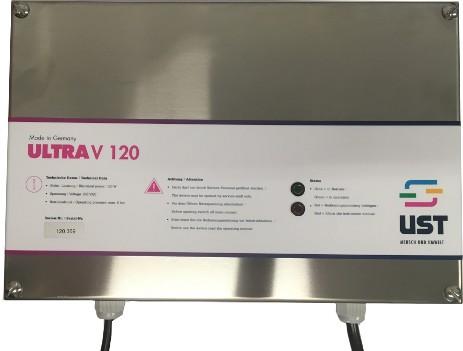 UV-Entkeimung UST ULTRA V füt Kühlanlagen