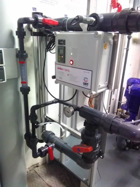 ULTRA V für Kühlkreisläufe