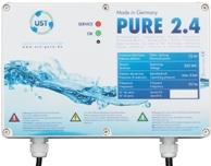 UV-Desinfektion-UVC-Entkeimung-UST Pure 2.4 40/75/120 Watt