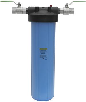 Big Blue Hauswasserfilter mit Kugelh�hnen