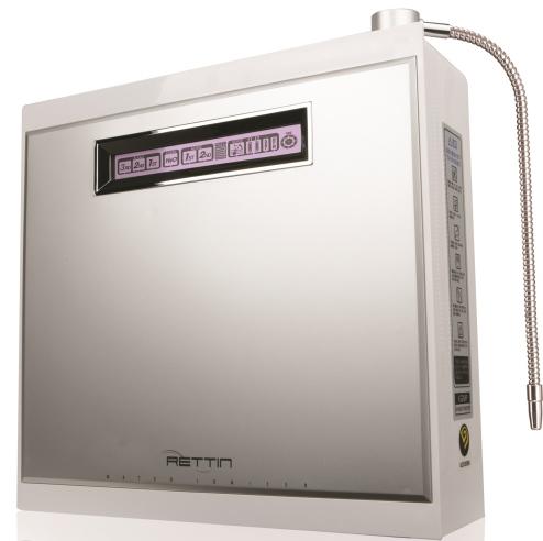 ionisiertes Wasser Wasserionisator Rettin MMP 5050 BS, ionisiertes, basisches, reduziertes Wasser